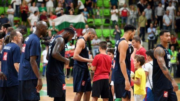 Mondial de basket: les Français tombent à la surprise générale en Bulgarie