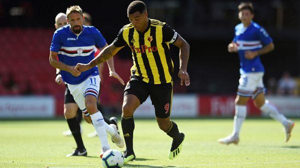 Deeney eyes Vardy-like route into England team