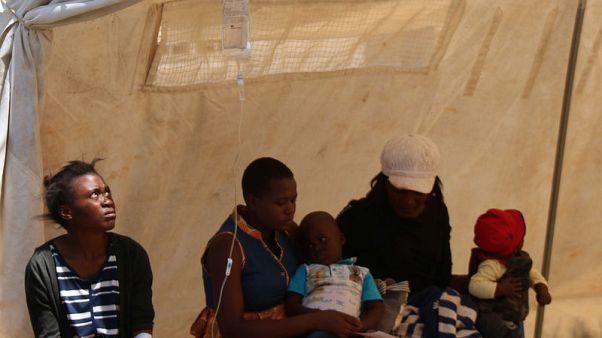 منظمات الإغاثة تكثف جهودها لاحتواء الكوليرا في زيمبابوي