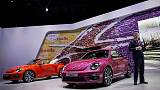 Volkswagen to end production of the Beetle next year
