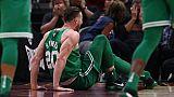 """NBA: l'ailier de Boston Gordon Hayward se dit rétabli """"à 100%"""""""