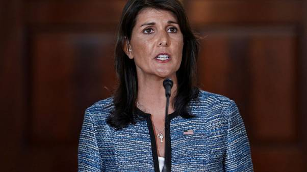 U.S. accuses Russia of covering up breaches of North Korea sanctions