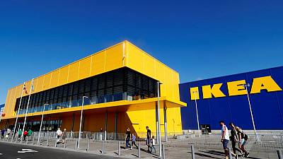 IKEA targets home delivery by electric vehicle in five major cities by 2020