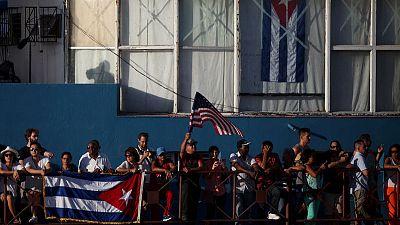 U.S., Cuba officials discuss mysterious embassy health incidents