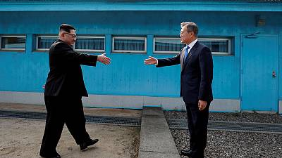 Hopes rise as two Koreas open de facto joint embassy on North's side of border
