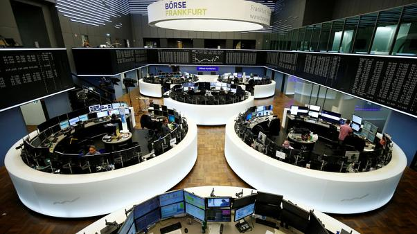 Trade hopes lift stocks; emerging markets get boost from Turkey rate hike