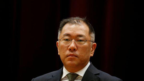 Hyundai Motor Group names heir apparent as chief vice chairman