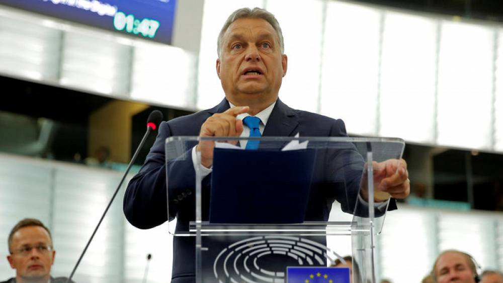 Hungary to take legal steps against critical EU ruling – PM Orban