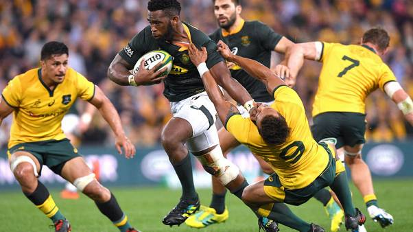 Kolisi says World Cup still the goal for Boks as they face All Blacks