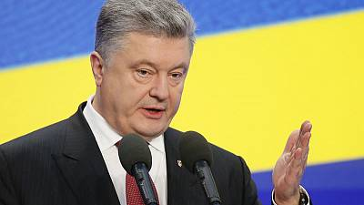 Ukraine's president says country needs IMF, external borrowing