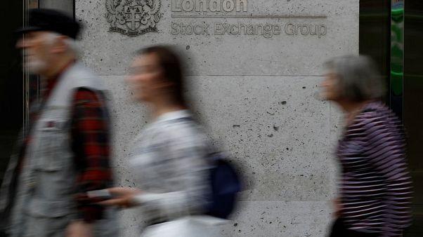 FTSE tracks Europe higher on trade hopes; Shire shines