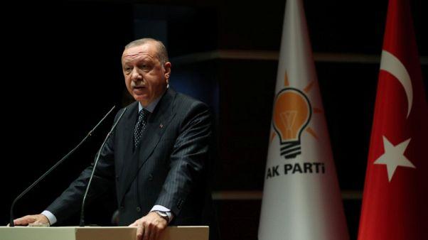 """أردوغان: تركيا تعرضت """"لهجوم اقتصادي"""" بعد تصريحات أمريكية"""