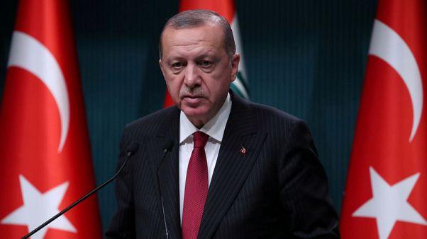 Turkey's Erdogan, Russia's Putin to meet in Sochi on Monday - sources