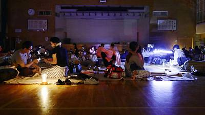Hokkaido races to secure power supplies before winter grips island