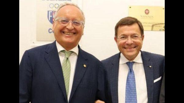 Pigozzi resta n.1 mondiale medici sport