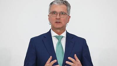 VW board to discuss future of Audi CEO Stadler on Monday - Spiegel