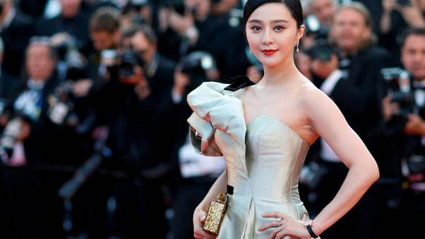 A lady vanishes - In China, a movie star disappears amid culture crackdown