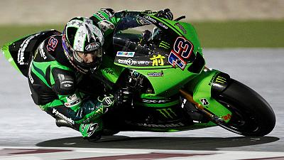 Former MotoGP rider West fails another dope test