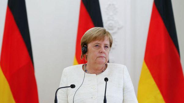 Merkel - NATO needs to strengthen its defence capabilities