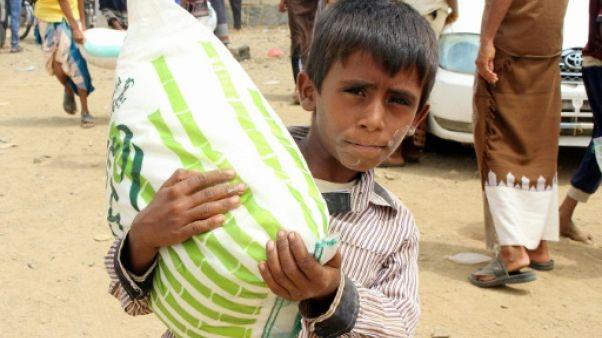 Yémen: l'ONU dénonce des attaques contre l'aide humanitaire (PAM)