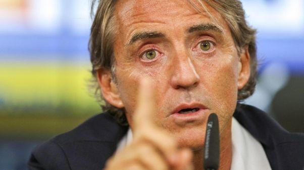Ancelotti, Mancini ha lavoro durissimo