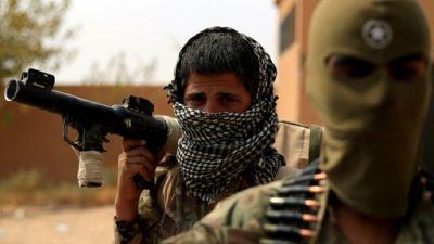 Dans l'est syrien, l'assaut décisif d'une coalition kurdo-arabe contre l'EI