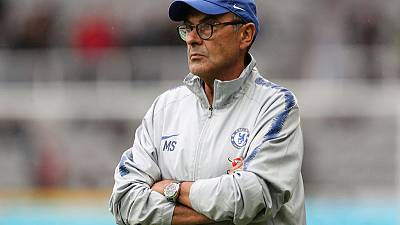 Chelsea boss Sarri open to Terry return in coaching role