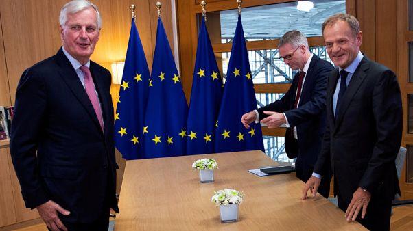 Brexit endgame nears as series of summits begins