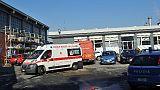 Incidenti lavoro: operaio 53enne muore