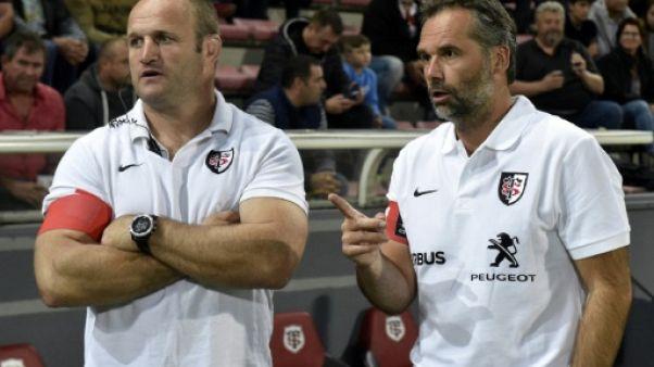 Tests d'automne: les Toulousains Mola et Servat entraîneurs des Barbarians