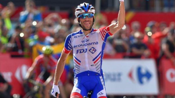 Tour d'Espagne: seconde victoire pour Pinot, Yates assomme Valverde