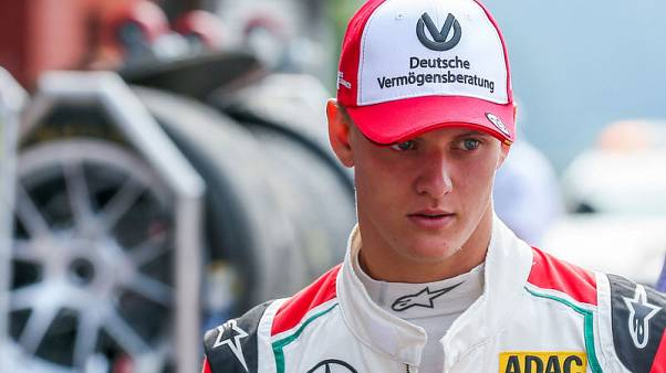 Ferrari 'door open' for Schumacher's son Mick