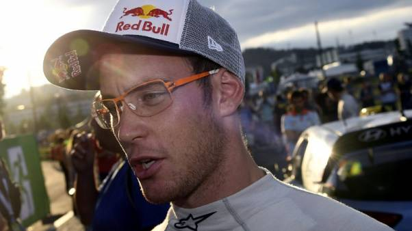Neuville and Ogier separated by split second in Turkey