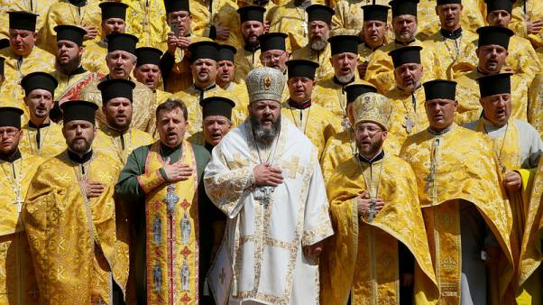 Russia's Orthodox Church freezes ties with Constantinople over Ukraine spat
