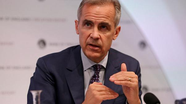 BoE's Carney sees 16 billion pound economy boost if Chequers Brexit deal approved - FT