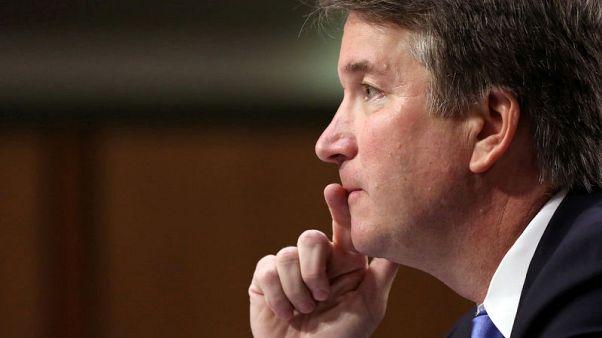 U.S. Supreme Court nominee Kavanaugh denies sexual misconduct allegation
