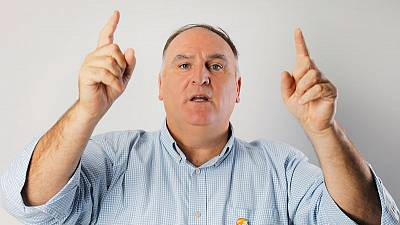 Chef José Andrés offers recipes on food relief in Maria-ravaged Puerto Rico