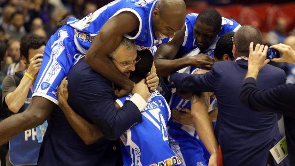 Basket: Italia-Polonia 101-82