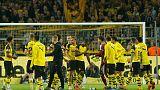 Dortmund beat Frankfurt 3-1 to go top in Bundesliga