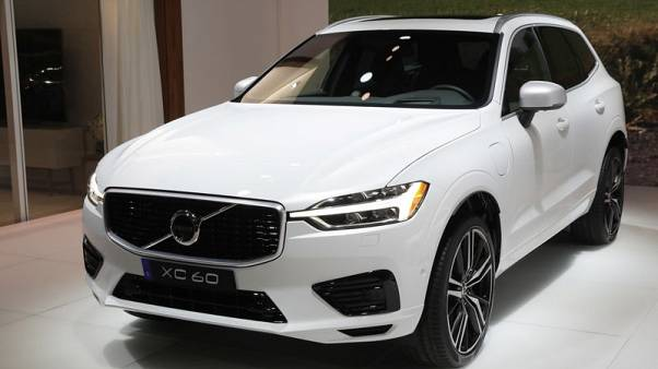 Volvo Cars seeks U.S. tariff exemption for Chinese-made SUV