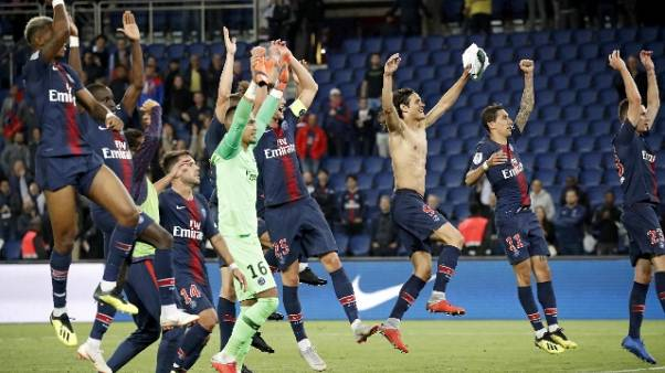 Ligue1: Psg-St Etienne 4-0