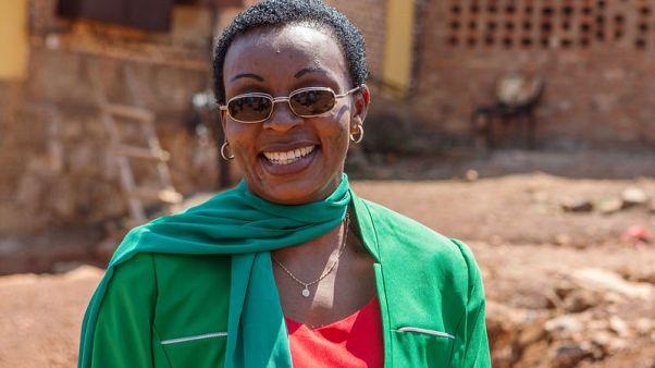 Rwanda frees jailed opposition figure Ingabire