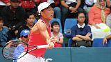 Open Hiroshima,pioggia blocca semifinali