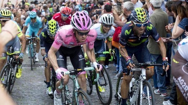 Giro: nel 2019 epilogo crono a Verona
