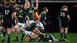 Rugby Championship: les Blacks ne sont plus invincibles