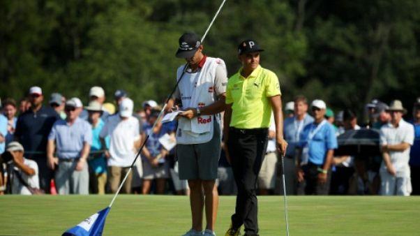 Ryder Cup: le caddie, conseiller de l'ombre du golfeur