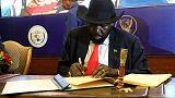 جماعة التمرد الرئيسية في جنوب السودان تتهم الحكومة بانتهاك وقف إطلاق النار