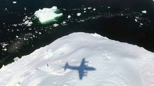 La Nasa envoie ans l'espace un laser pour étudier la glace sur Terre