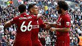 Angleterre: Liverpool reçu cinq sur cinq