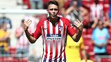 Teenager Garces saves Atletico's blushes against Eibar